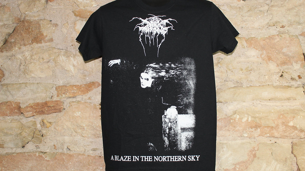 DARK THRONE BLAZE IN THE NORTHERN SKY TEE