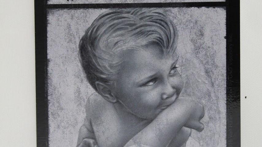 VAN HALEN 1984 ALBUM STICKER