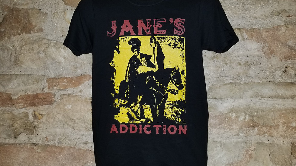 JANE'S ADDICTION ROMAN TEE