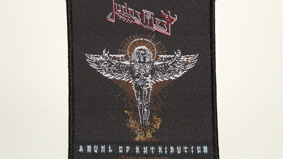 JUDAS PRIEST ANGEL OF RETRIBUTION PATCH
