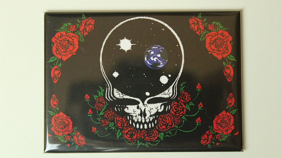 GRATEFUL DEAD SPACE YOUR FACE MAGNET