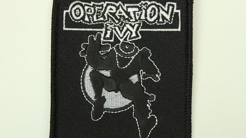 OPERATION IVY SKA MAN PATCH