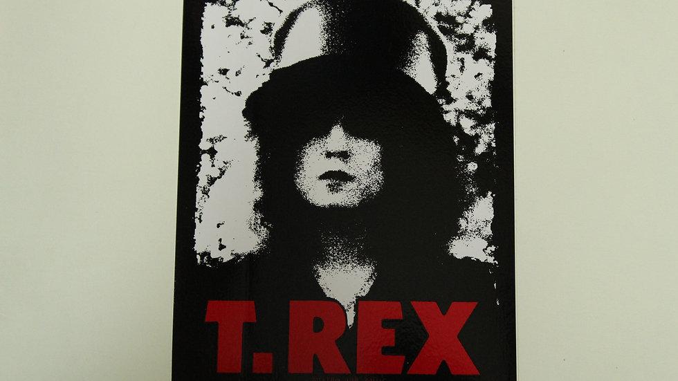 T. REX MARC STICKER