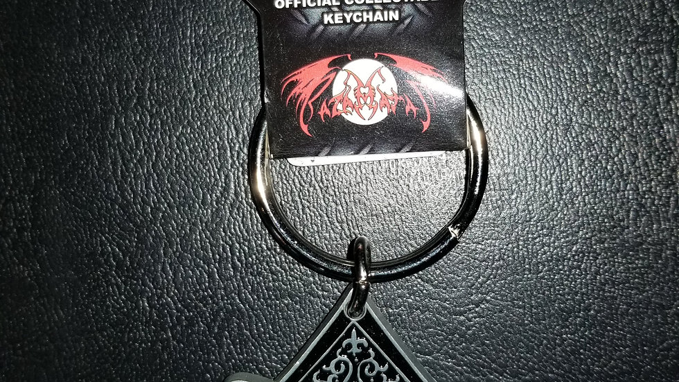 MOTORHEAD ACE OF SPADES METAL KEYCHAIN