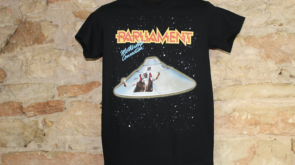 PARLIAMENT MOTHERSHIP CONNECTION TEE