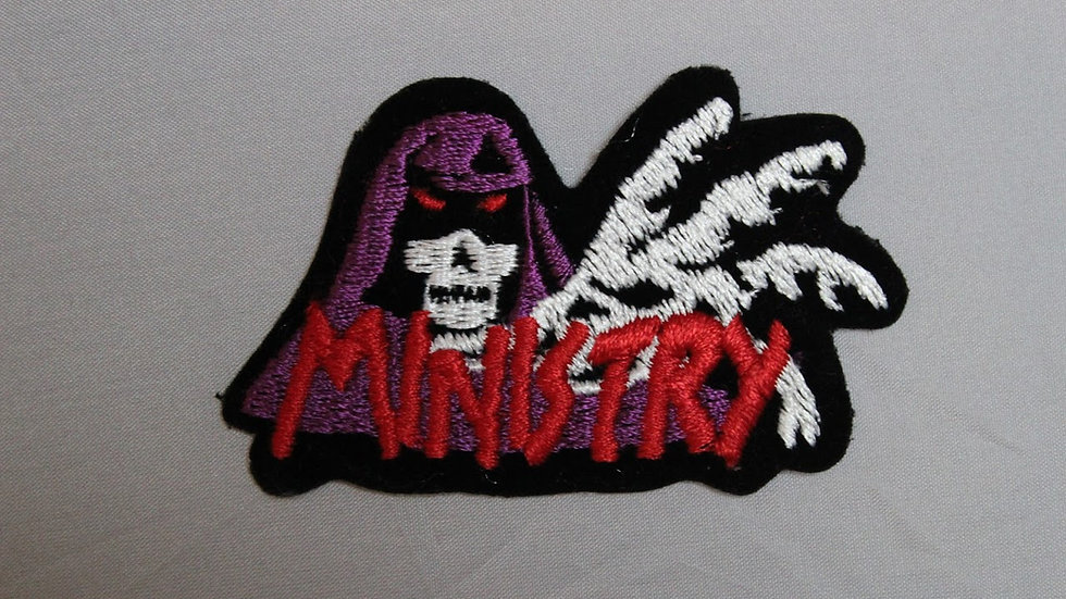 MINISTRY REAPER PATCH