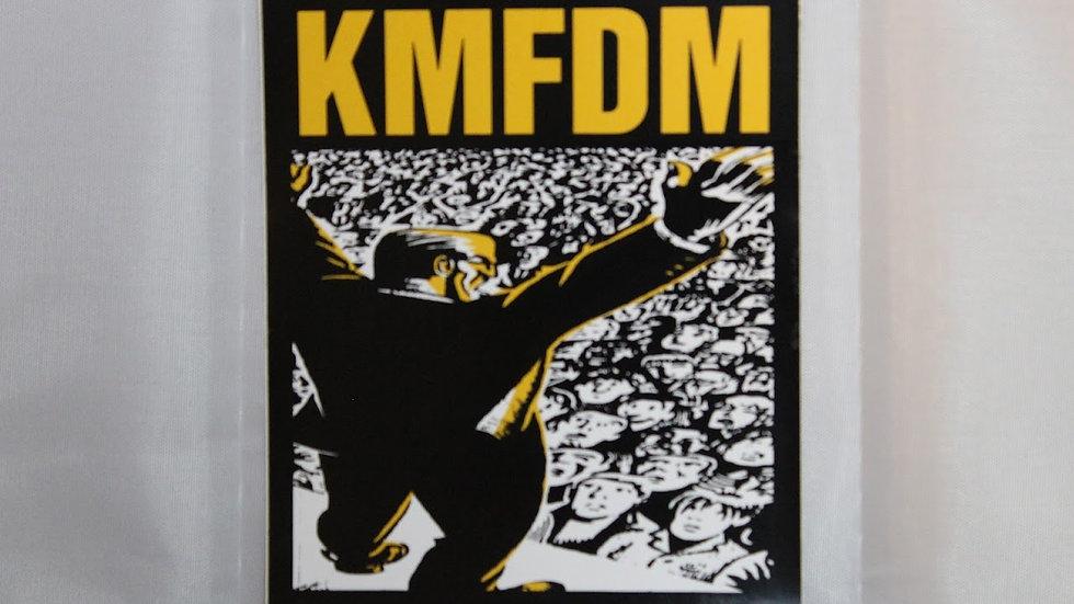KMFDM STICKER