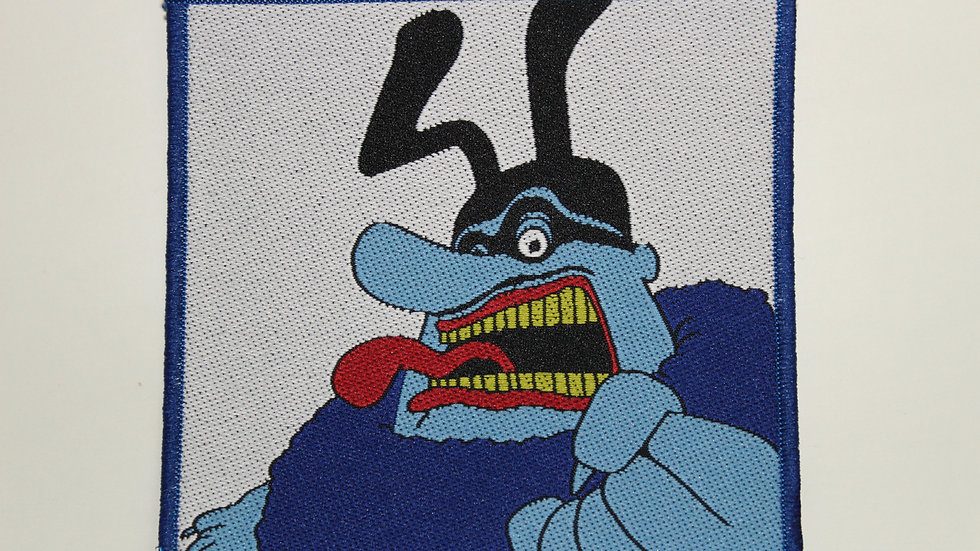 THE BEATLES BLUE MEANIE PATCH