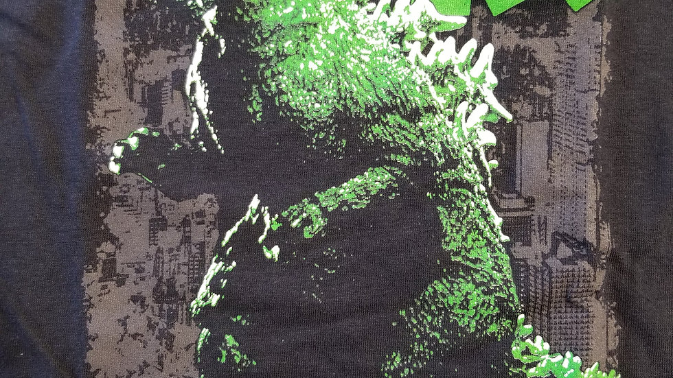 GODZILLA WORLD DESTRUCTION TOUR TEE