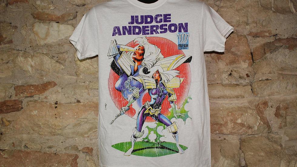 JUDGE DREAD JUDGE ANDERSON TEE