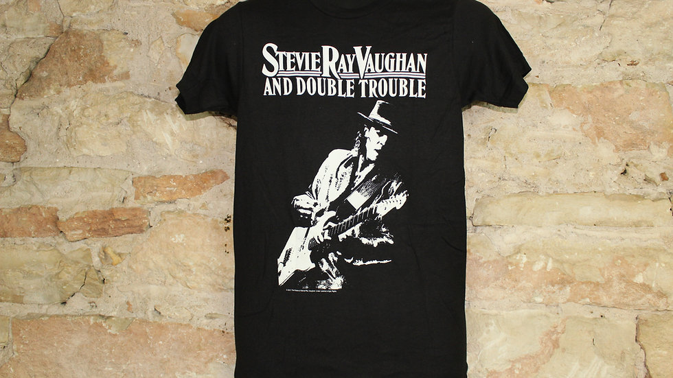 STEVIE RAY VAUGHAN ICON TEE