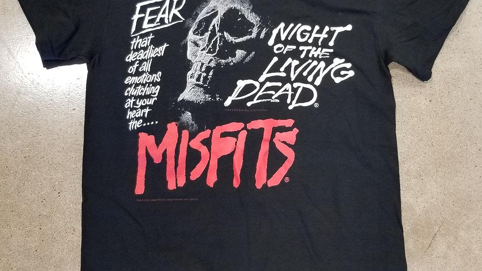 MISFITS NIGHT OF THE LIVING DEAD TEE