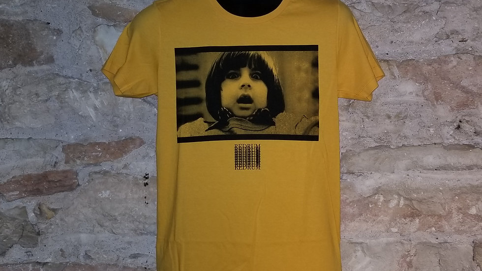 THE SHINING SCARED DANNY TEE