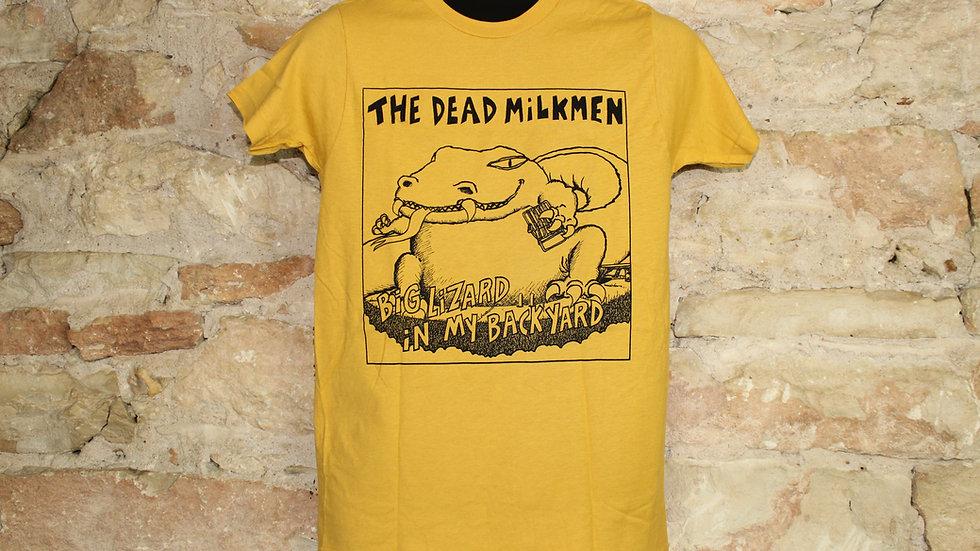 THE DEAD MILKMEN BIG LIZARD TEE