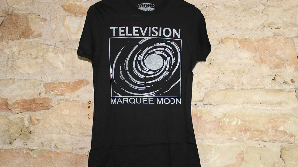 TELEVISION MARQUEE MOON LADIES TEE