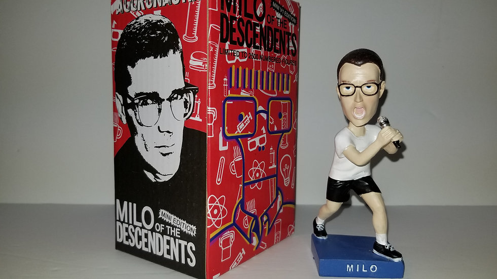 DESCENDENTS MILO MINI THROBBLEHEAD