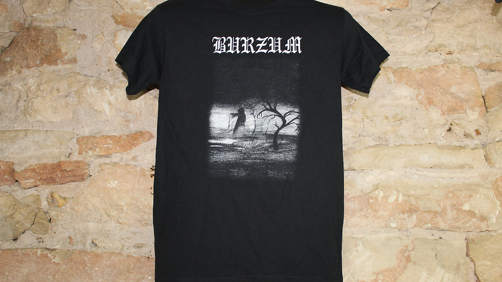 BURZUM WHEN NIGHT FALLS TEE
