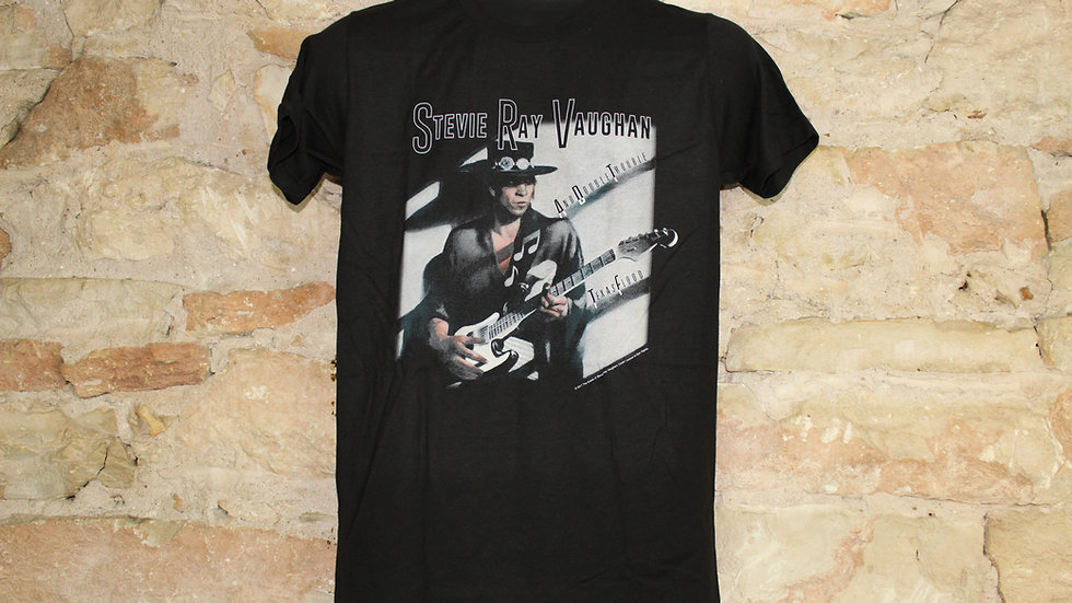 STEVIE RAY VAUGHAN TEXAS FLOOD TEE