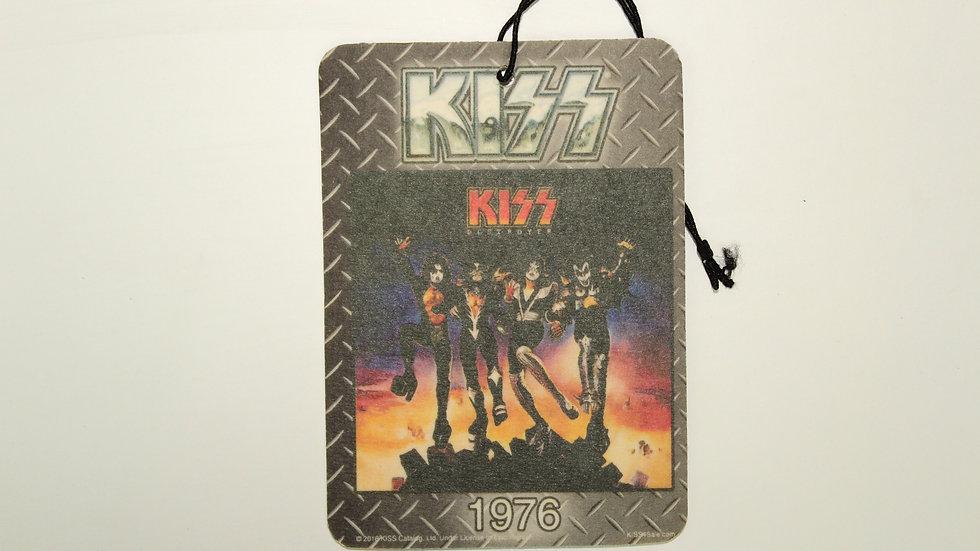 KISS 1976 DESTROYER AIR FRESHENER