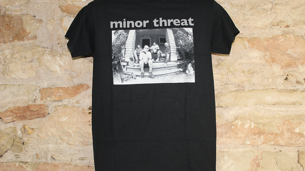 MINOR THREAT SALAD DAYS TEE