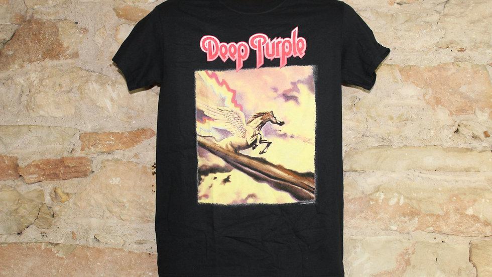 DEEP PURPLE PEGASUS TEE