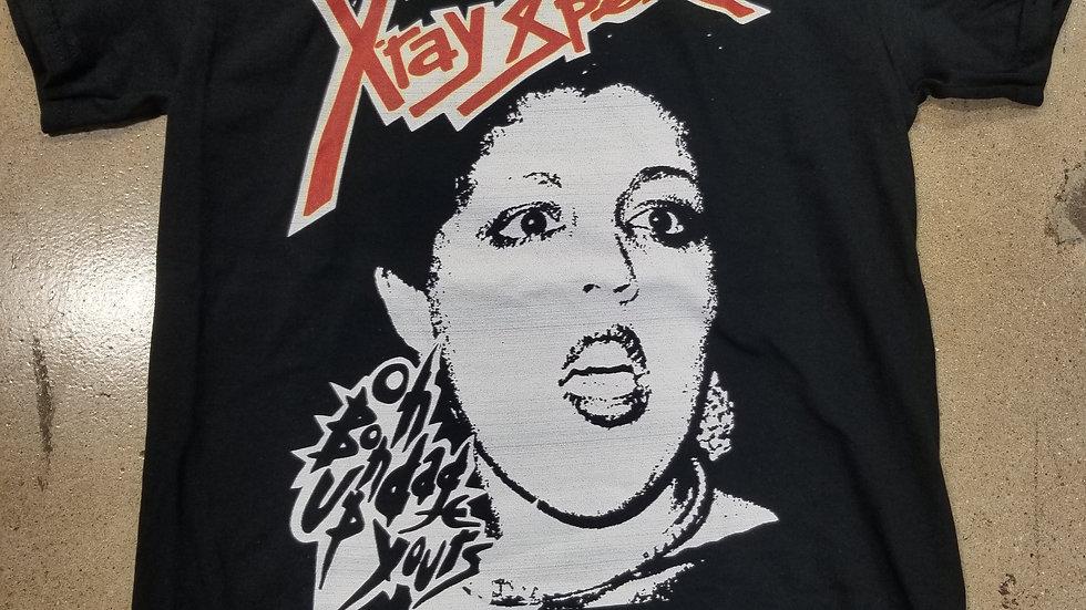 X-RAY SPEX OH BONDAGE SHIRT