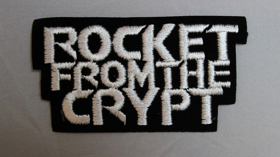 ROCKET FROM THE CRYPT PATCH
