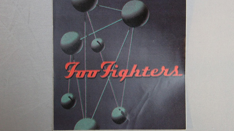 FOO FIGHTERS STICKER