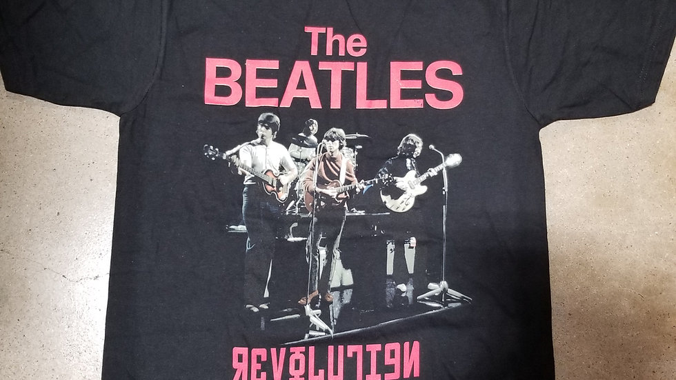 THE BEATLES REVOLUTION SHIRT