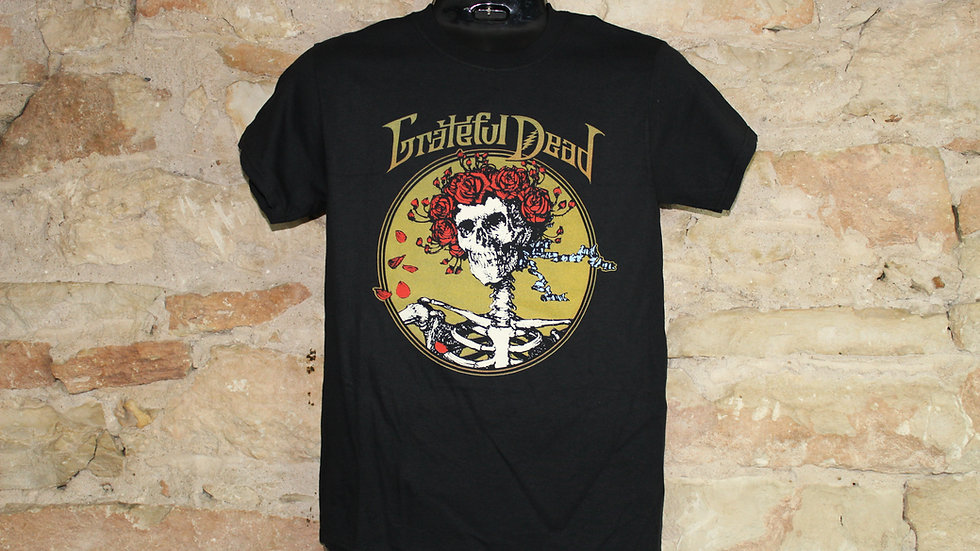 GREATFUL DEAD STEAL YOUR FACE TEE