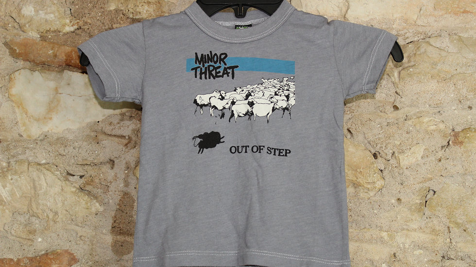 MINOR THREAT BLACKSHEEP TODDLER TEE