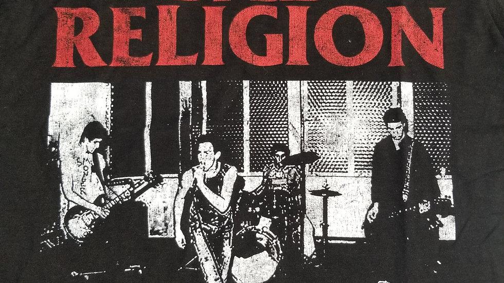 BAD RELIGION LIVE 1980 TEE
