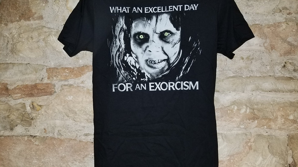 THE EXORCIST EXCELLENT DAY TEE