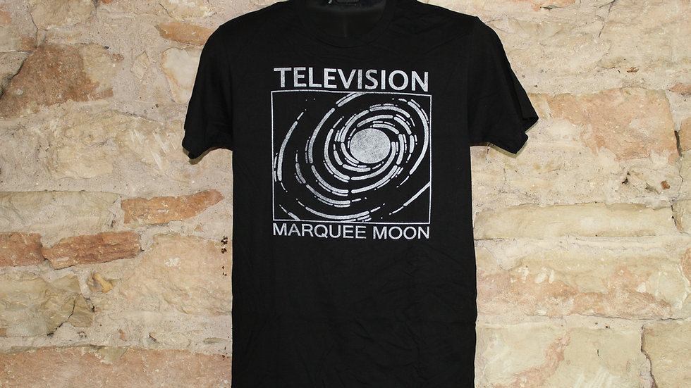 TELEVISION MARQUEE MOON TEE