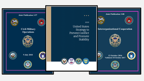 Civil Affairs: A Collaboration Tool for The U.S. Strategy to Prevent Conflict and Promote Stability