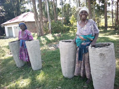 Traditional Hives of the Jireh Women
