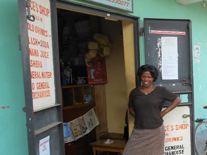 Meet Grace - Honey Shop Entrepreneur
