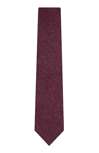 SOLID WOVEN TIE