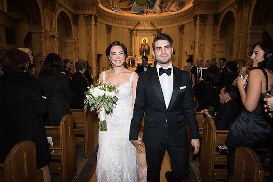 Michel's Bespoke Wedding Suit