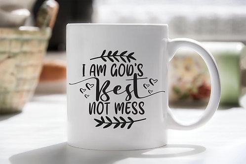 God's Best Mug
