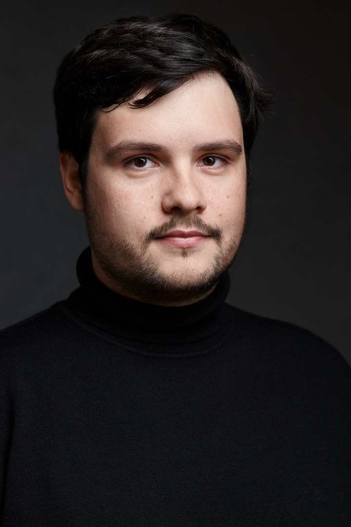 Robert Reichinek Portrait 1