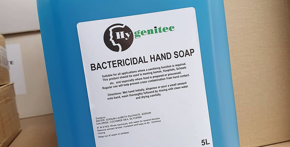 Antibacterial Hand Soap 5ltr