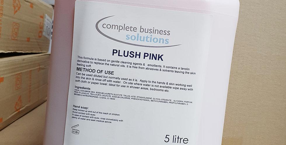Plush Pink Liquid Soap 5ltr