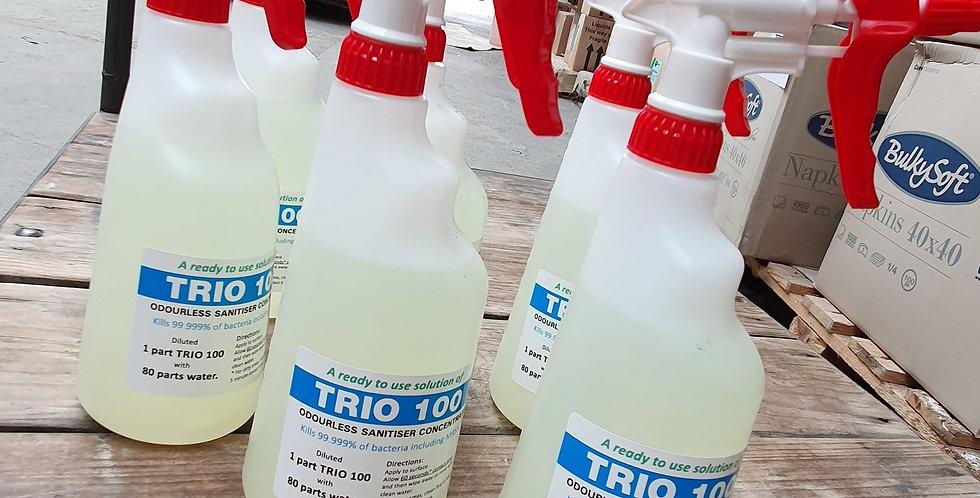 Trio 100 Sanitiser 600ml