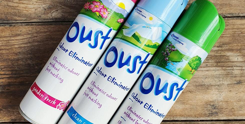 Oust Odour Eliminator 300ml
