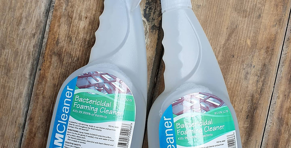 Foaming Kitchen Cleaner 750ml