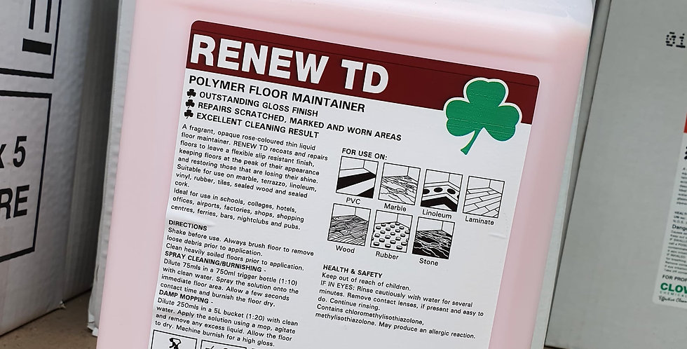 Renew Floor Maintainer 5ltr