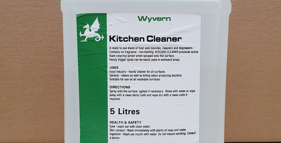 Kitchen Cleaner 5ltr