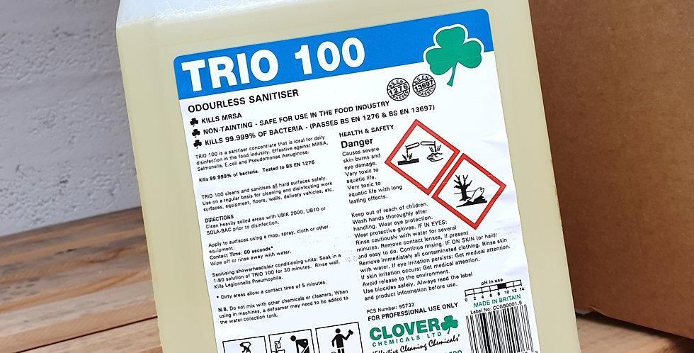 Trio 100 Sanitiser 5ltr