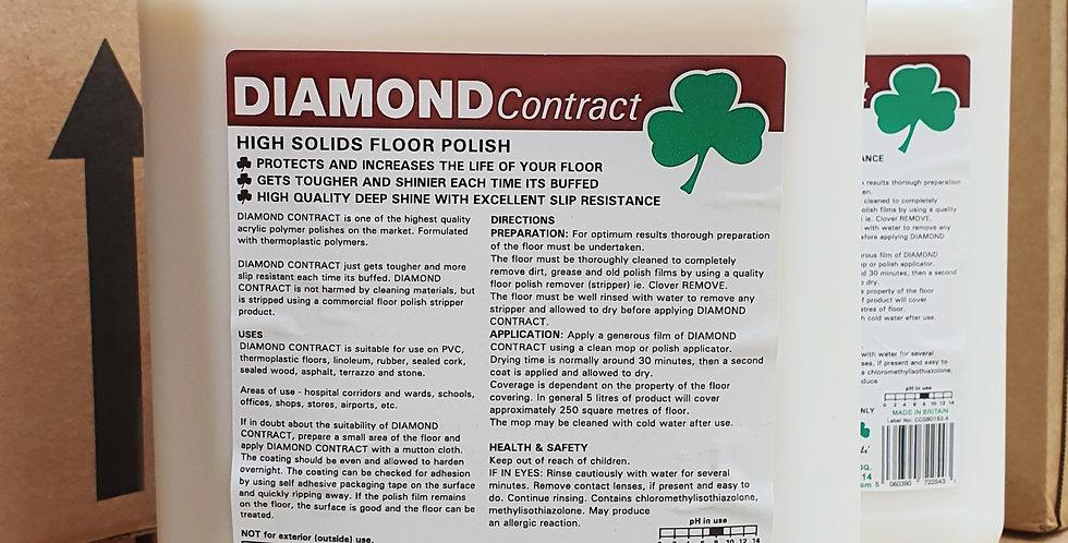 Diamond Floor Polish 5ltr